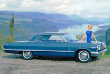 1963 Chevrolet Impala - Promotional Photo Poster