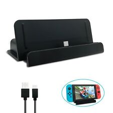 Charging Dock Cradle Stand with USB Port For Nintendo Switch Console