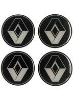 3d print silikon stickers embleme wheel rim center caps Renault 4x 65 mm