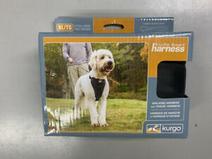 Kurgo True Fit Smart Harness For Dogs - New in Box - Grey - XL Extra Large