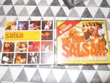 CD's in good 6 X Salsa CD's - Beginners Guide To Salsa Vol 2 / We Love Salsa !!