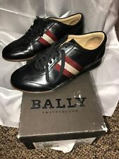 Bally Switzerland Black Calf Plain. Great Condition. Size 7.5