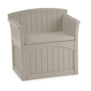 SUNCAST PB2600 Patio Seat,H 29 7/8,W 30 5/8,D 20 3/4