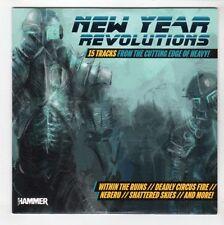 (GL359) Various Artists, New Year Revolutions - Metal Hammer CD