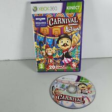 Carnival Games in Aktion Xbox 360 Party Videospiel PAL