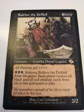 Balthor the Defiled - MTG - Judgment - English
