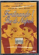 FERDINANDO I RE DI NAPOLI FABRIZI DE FILIPPO MASTROIANNI DVD EDITORIALE SIGIL.