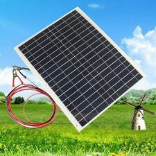 12V 20W Polycrystalline Solar Panel Boat silicon solar cell photovoltaic panels