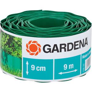 Gardena Raseneinfassung Grün 20 CM Hoch X 9 M Lang 540-20