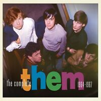 THEM - COMPLETE THEM (1964-1967) 3 CD NEW+