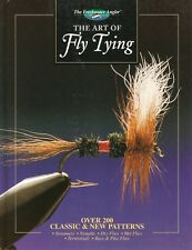 VAN VLIET FLYTYING AND FISHING BOOK THE ART OF FLY TYING hardback BARGAIN new
