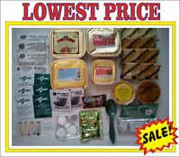 Russia military army food mre rations #1 survival emergency full 1 day 3570 Kcal