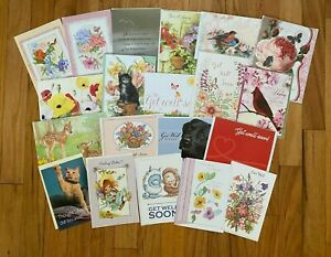 Assorted Get Well Cards - You Choose - New