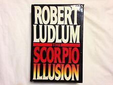 The Scorpio Illusion by Robert Ludlum (1993, Hardcover)