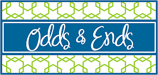 Amreds Odds and Ends
