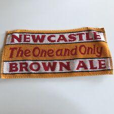 Vintage Beer Towel Bar Towel Newcastle Brown Ale 15x8�