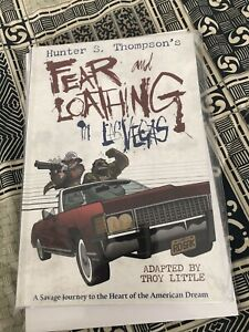 BOOK NEW Fear And Loathing In Las Vegas Hardcover by Thompson, Hunter S