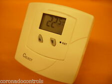 Celect Simple Digital Frost Protection Room Thermostat Volt Free - DRT1-F