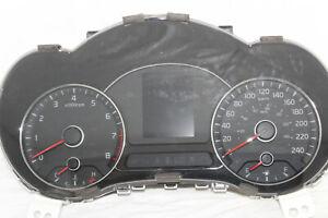 Speedometer Instrument Cluster 2014-2016 Kia Forte Dash Panel Gauges 5,865 KPH