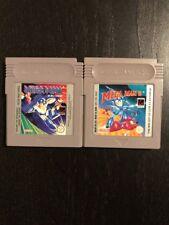 Megaman Mega Man I & II GAMEBOY (EU PAL)