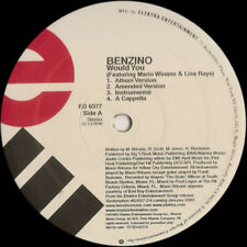 "Benzino - Would You / X-tra Hot / Pull Ya Skirt Up / VG+ / 12"", Promo"