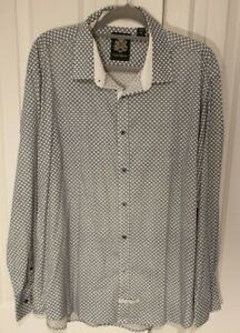 English Laundry Button Up Mens Shirt Size 2XL Preowned in fantastic condition
