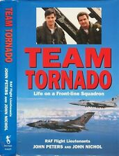 TEAM TORNADO royal air force gulf war defence fighters