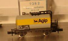 Rivarossi  N:  9382  DB Tankwagen  AGIP      ***ungefahren*  + OVP