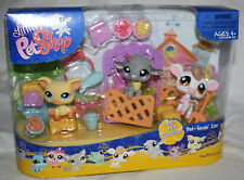 LITTLEST PET SHOP PET LOVIN' ZOO #475-477---NIP