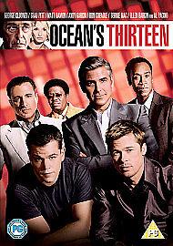 Ocean's Thirteen (DVD, 2007)