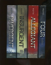 Roth, Veronica: The Divergent Series plus Four (all 4 books) HB/DJ 1st/1st
