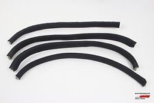 2005 Chrysler Crossfire Zh Roadster #99 Left & Right Door Weatherstrip Seals (Fits: Chrysler Crossfire)