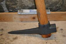 10022 extra breite Hackseite Länge 90cm 3Kg FISKARS Spitzhacke und Breithacke