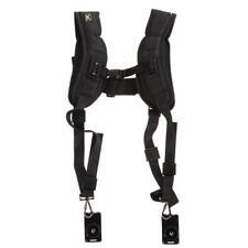 Quick Rapid Double Dual Shoulder Sling Belt Strap for TwoDSLR DigitalCamera