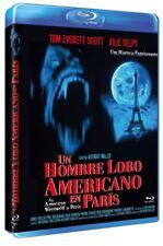 AN AMERICAN WEREWOLF IN PARIS (1997) **Blu Ray B** Tom Everett Scott Julie Delpy