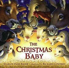 The Christmas Baby by Marion Dane Bauer Hardcover Book (English) New