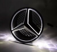 LED Light Front Grille Grill Star Emblem Illuminated For Mercedes Benz 2006-2013