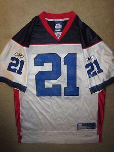 Buffalo Bills Willis McGahee #21 Reebok NFL Football Jersey LG L