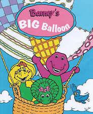 Barney's Big Balloon, , Very Good Book