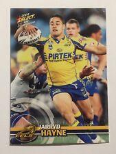 2009 Select NRL Champions Card Parramatta Eels 116 Jarryd Hayne