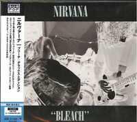 NIRVANA-BLEACH-JAPAN CD Ltd/Ed D73