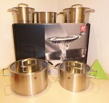 Zwilling J.a. Henckels Jeu de casseroles 9 Pièces Vitality Acier