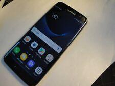 UNLOCKED Samsung Galaxy S7 edge SM-G935 - 32GB - Black Onyx Sprint ok GSM ready