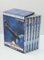 STAR BLAZERS 3° Serie COMPLETA in COFANETTO Terza III Serie. Stormovie DVD NUOVI