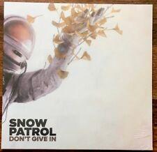 "Snow Patrol - Don't Give In / Life On Earth 10"" LP Single [Vinyl New] Ltd RSD"