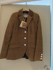 Joules Hip Length Tweed Coats & Jackets for Women