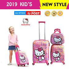 Hello Kitty Kids Luggage Children Travel Suitcase Wheels Suitcase