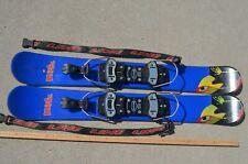 vtg Line Fly bird 84cm skiboards w/ bindings made in Canada snow ski board shoe