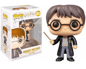 Pop! Movies: Harry Potter - Harry Potter #01