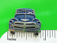 1954 CHEVROLET CHEVY TRUCK - Hat pin , lapel pin , tie tac  GIFT BOXED dg BLUE